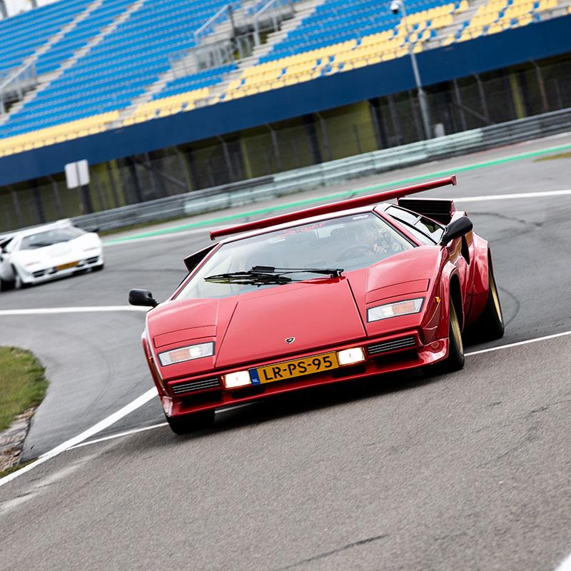 Lamborghini Countach 45 jaar!