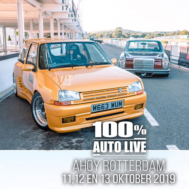 Meguiar's op 100% Auto Live!