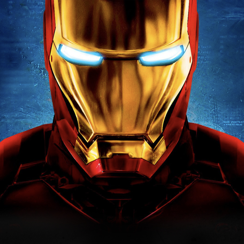 Meet Iron Man!