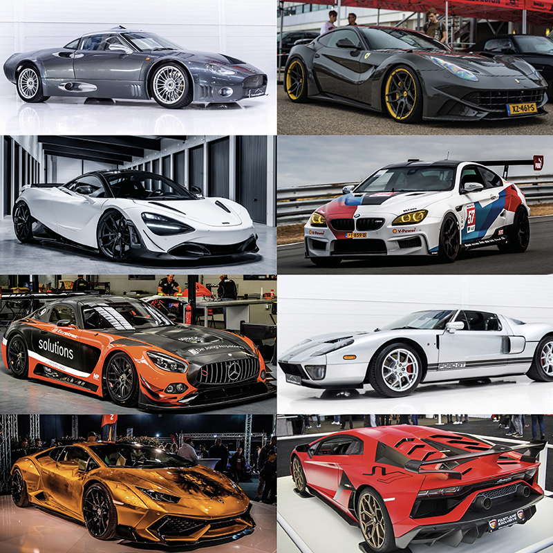 100% SUPERCARS! Line-up preview update