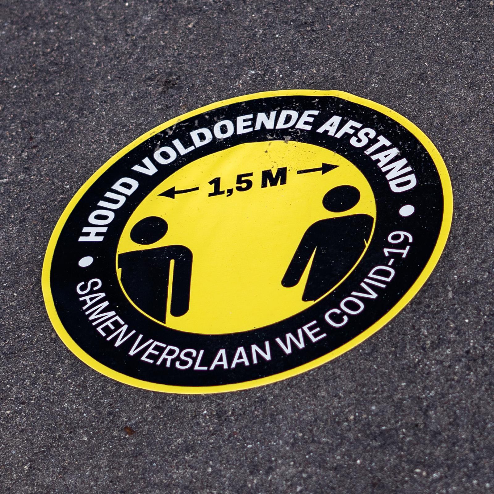 CORONA MAATREGELEN TIJDENS 100% AUTO LIVE