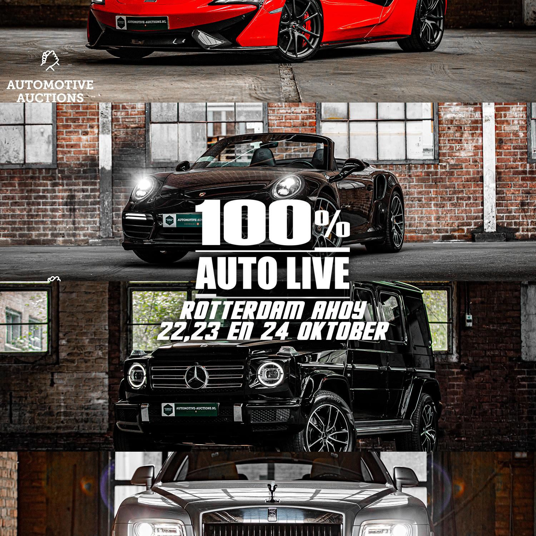 Automotive Auctions aanwezig