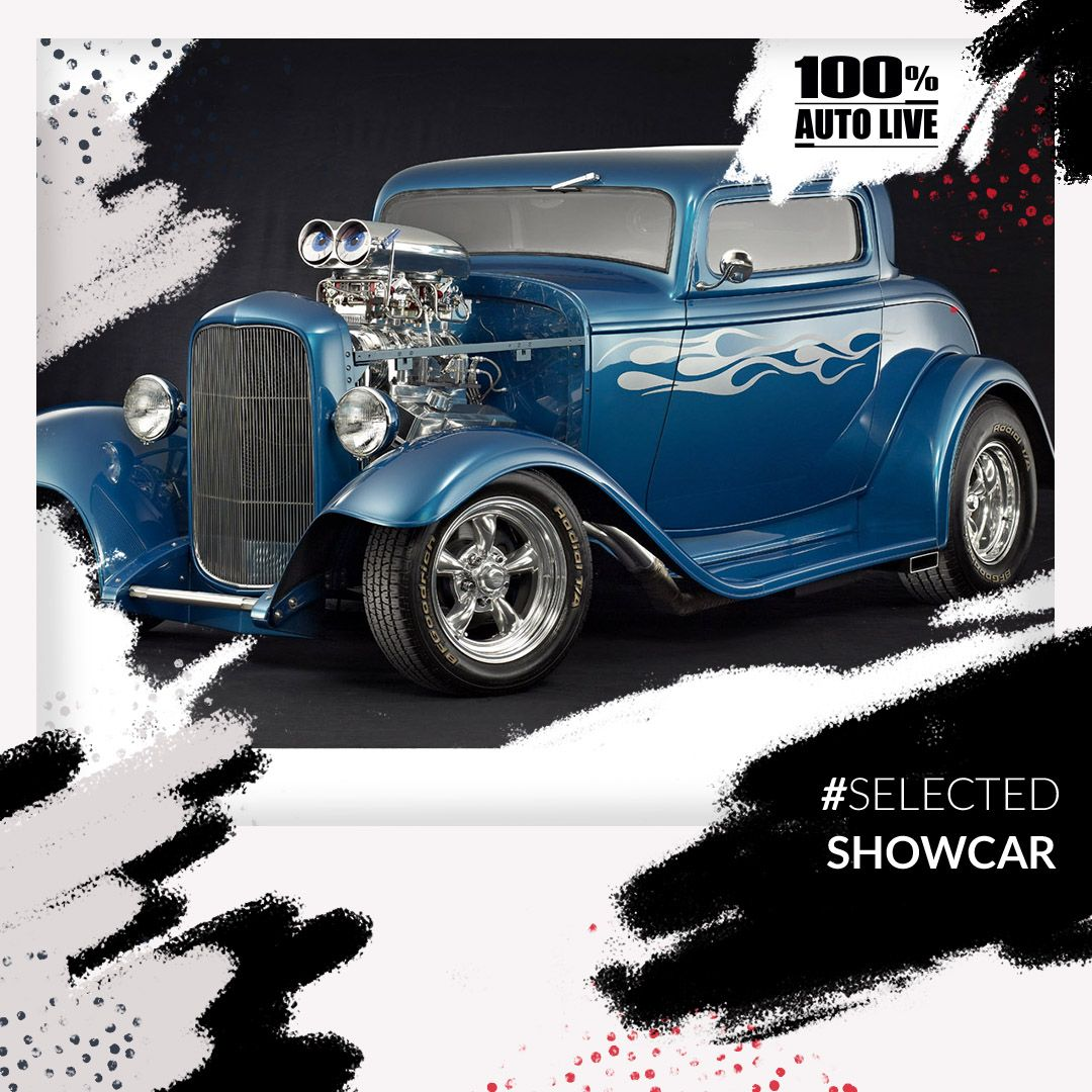 Ford Blown 350
