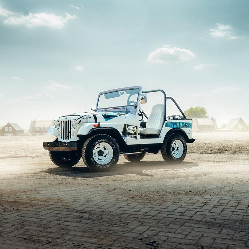 De Herman Brood Willys Jeep