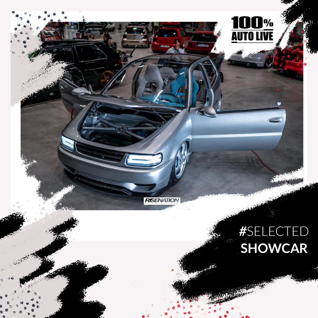 Volledig elektrisch VW Polo