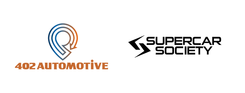 Nieuwe partnership tussen 402 Automotive en Supercar Society
