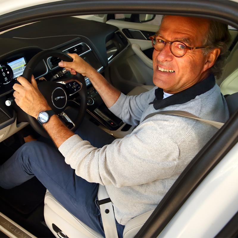 Jan Rooderkerk ambassadeur voor Electrified