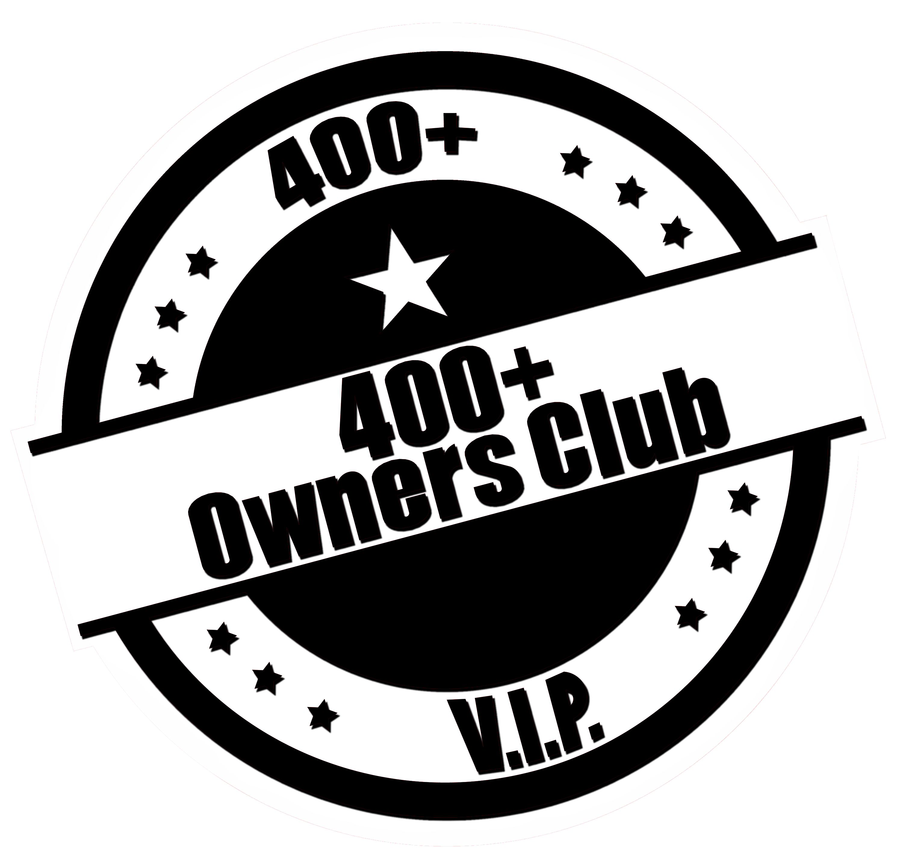 400 owners club