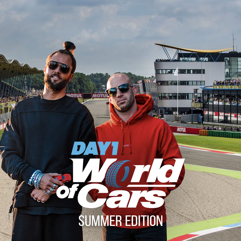 NIEUW! DAY1 World of Cars Summer Edition