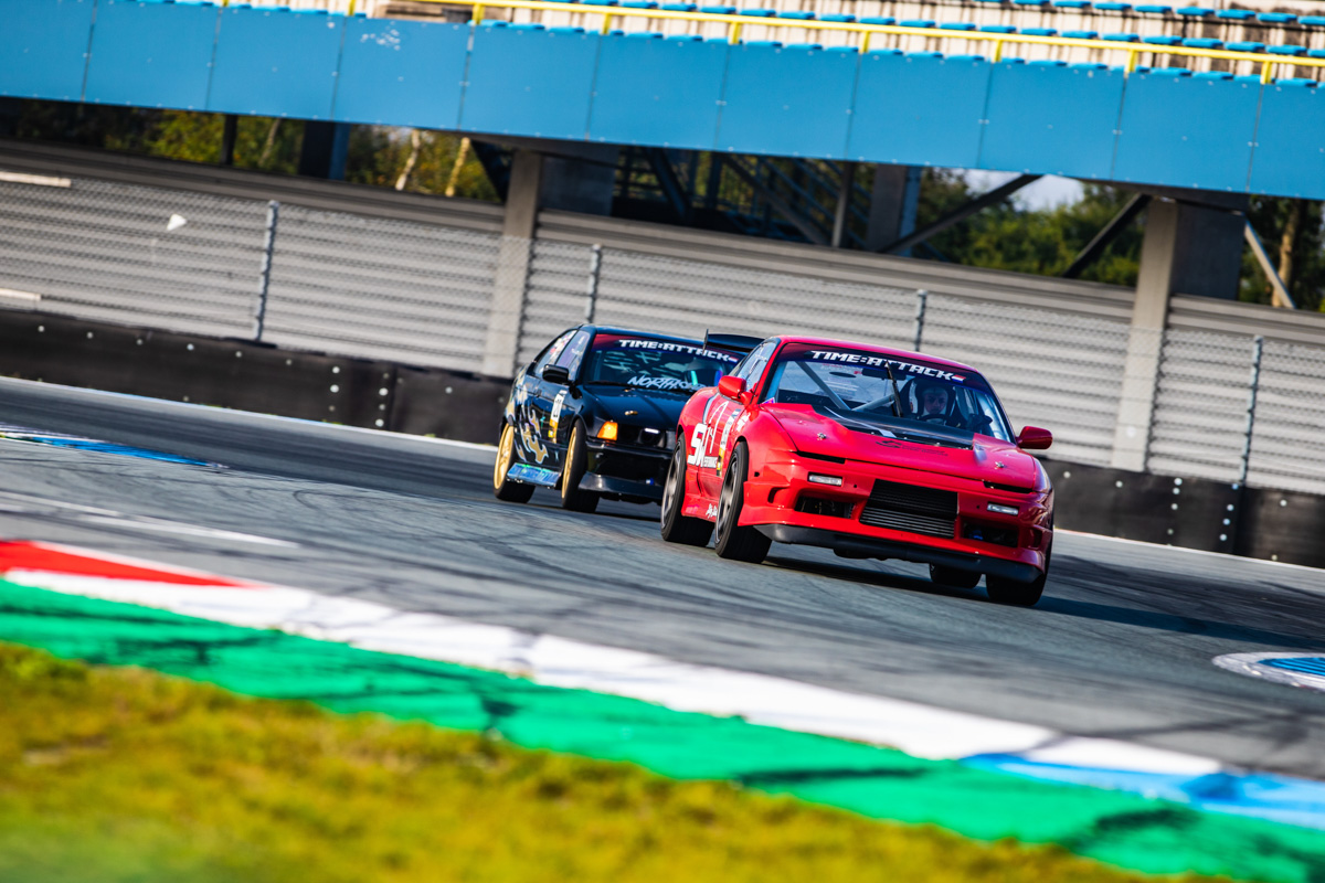 COVERAGE: TIME ATTACK RONDE 2
