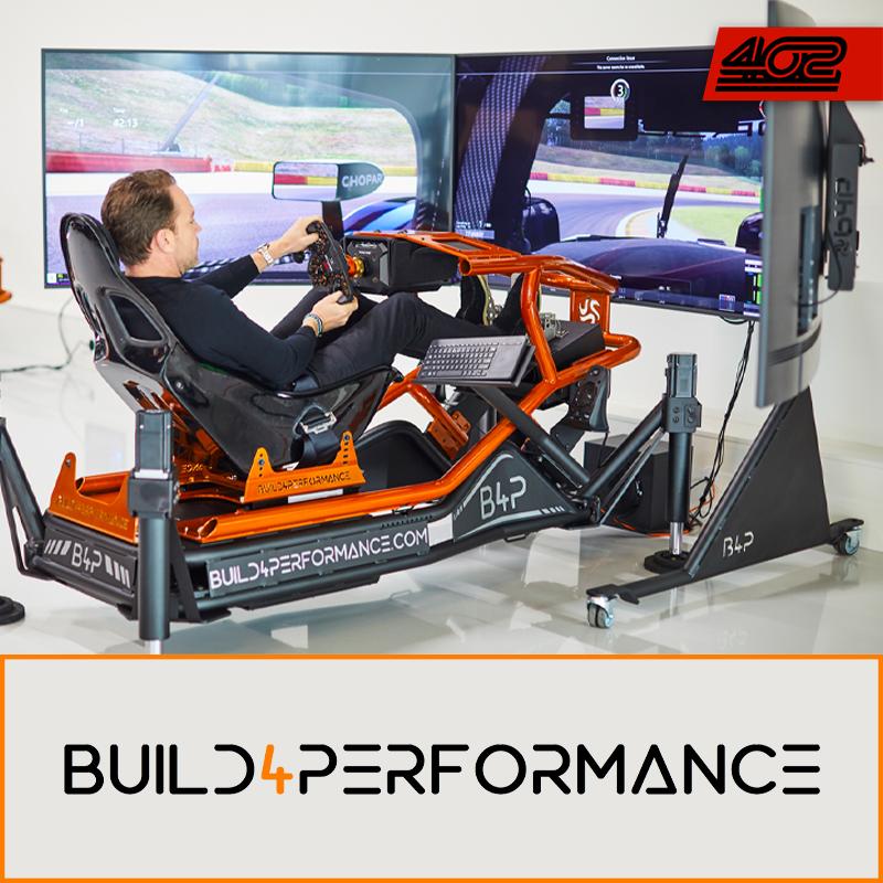 Build4Performance en 402 Automotive slaan de handen ineen