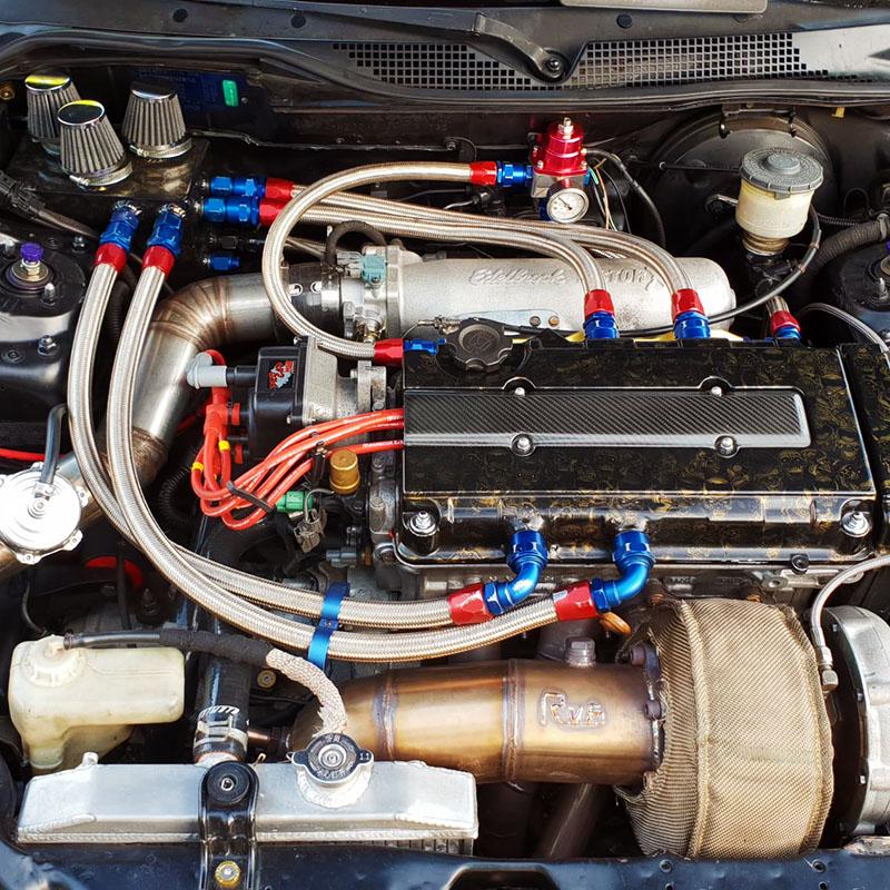 Honda Civic EG5 600PK