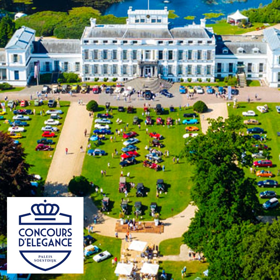 UPDATE KORT GEDING: Organisator Concours d'Elegance Soestdijk sluit zich aan bij evenementen kort geding tegen de Staat op 14 september