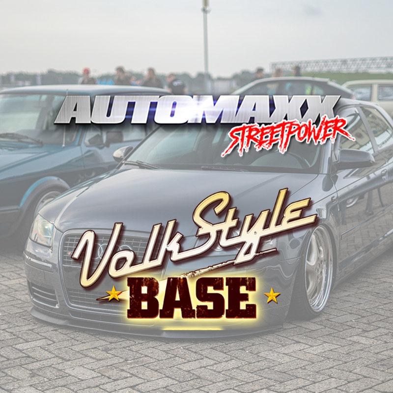 Automaxx Streetpower & Volkstyle Base nieuwe data