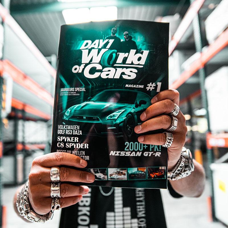 Day1 WOC Magazine komt eraan