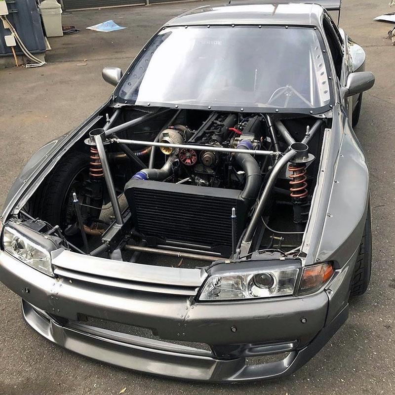 Nissan Skyline 2JZ Turbo