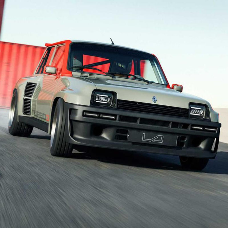 Renault Turbo 3
