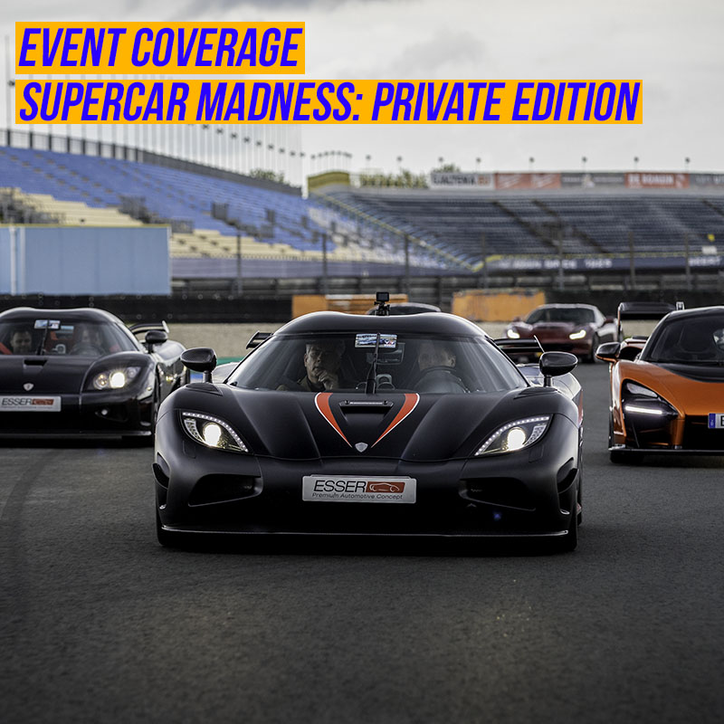 Supercar Madness Private Edition Gallery