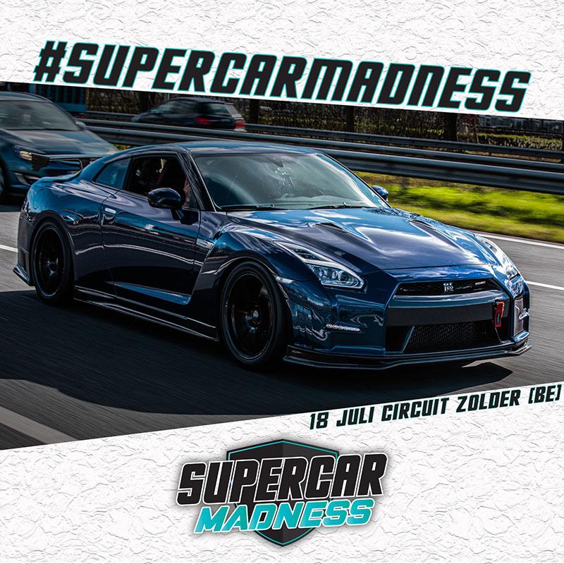 2000PK Sterke Nissan GTR te zien op Supercar Madness
