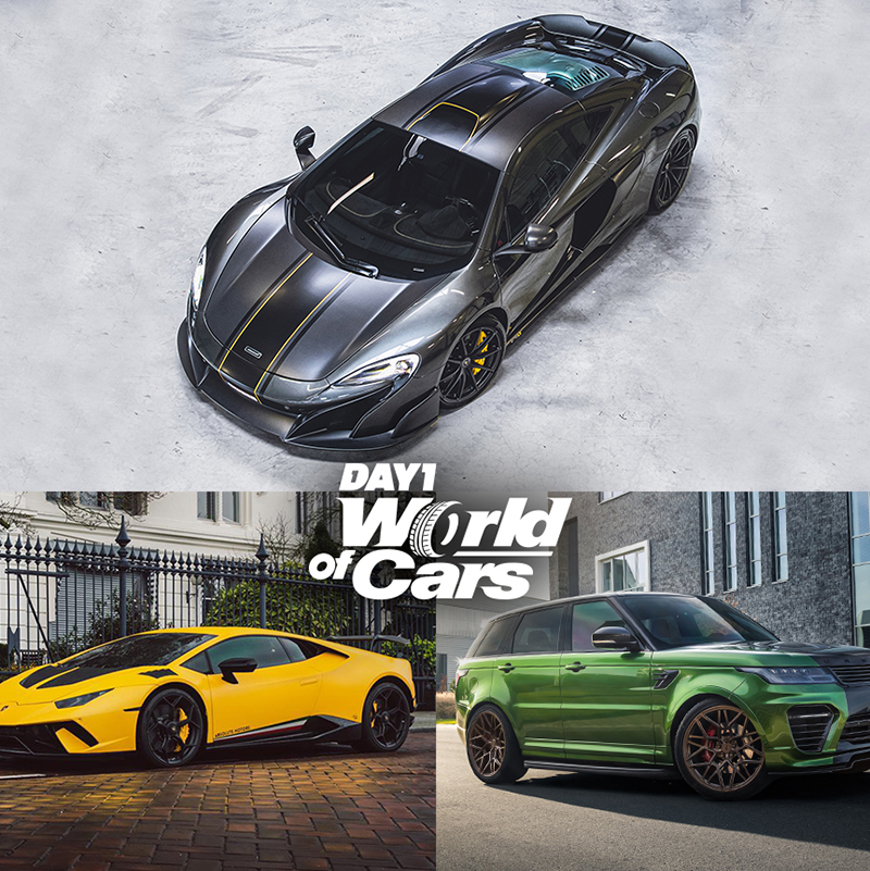 ABSOLUTE MOTORS AANWEZIG OP DAY1 WORLD OF CARS