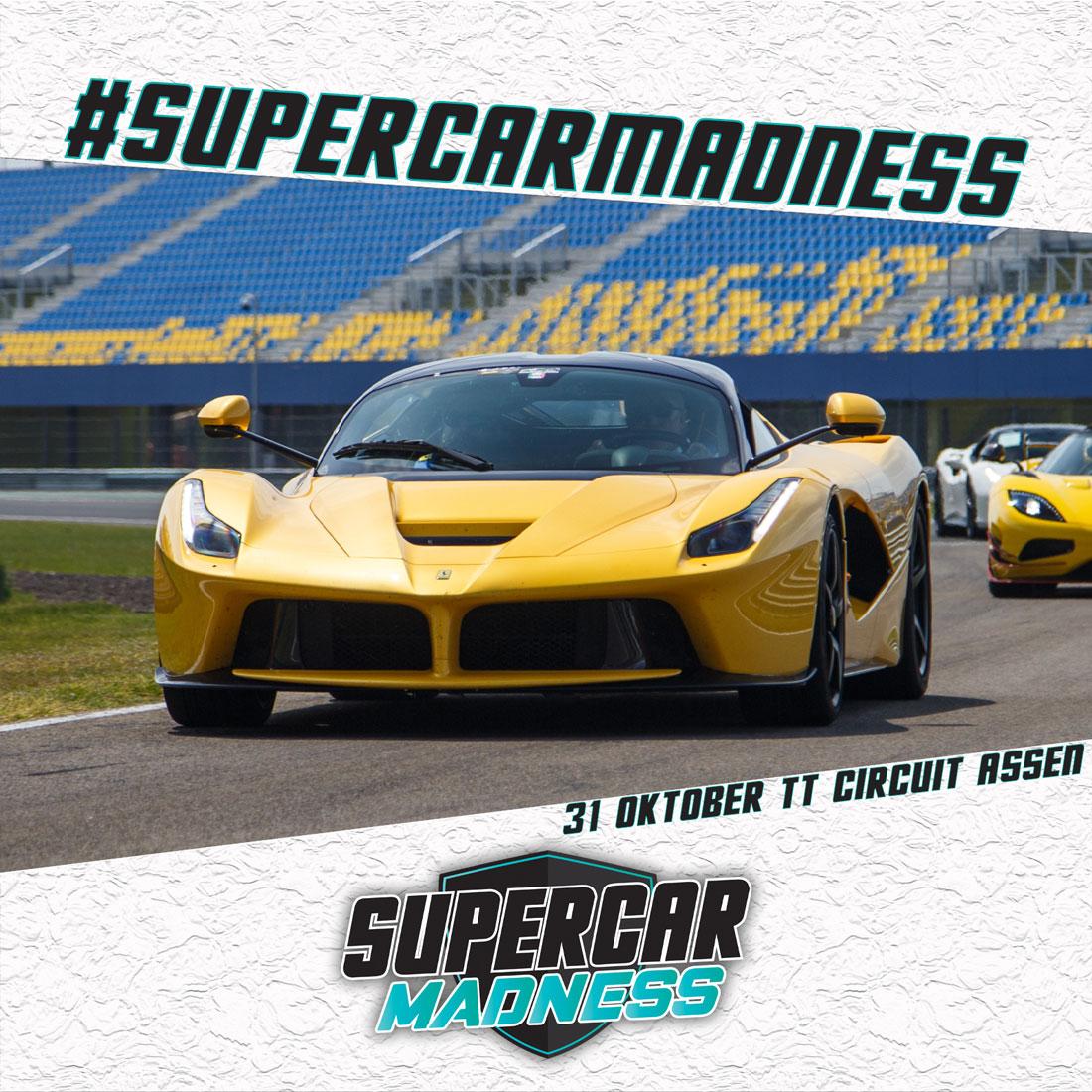 Ferrari LaFerrari met prijskaartje van bijna €3.000.000 aanwezig!