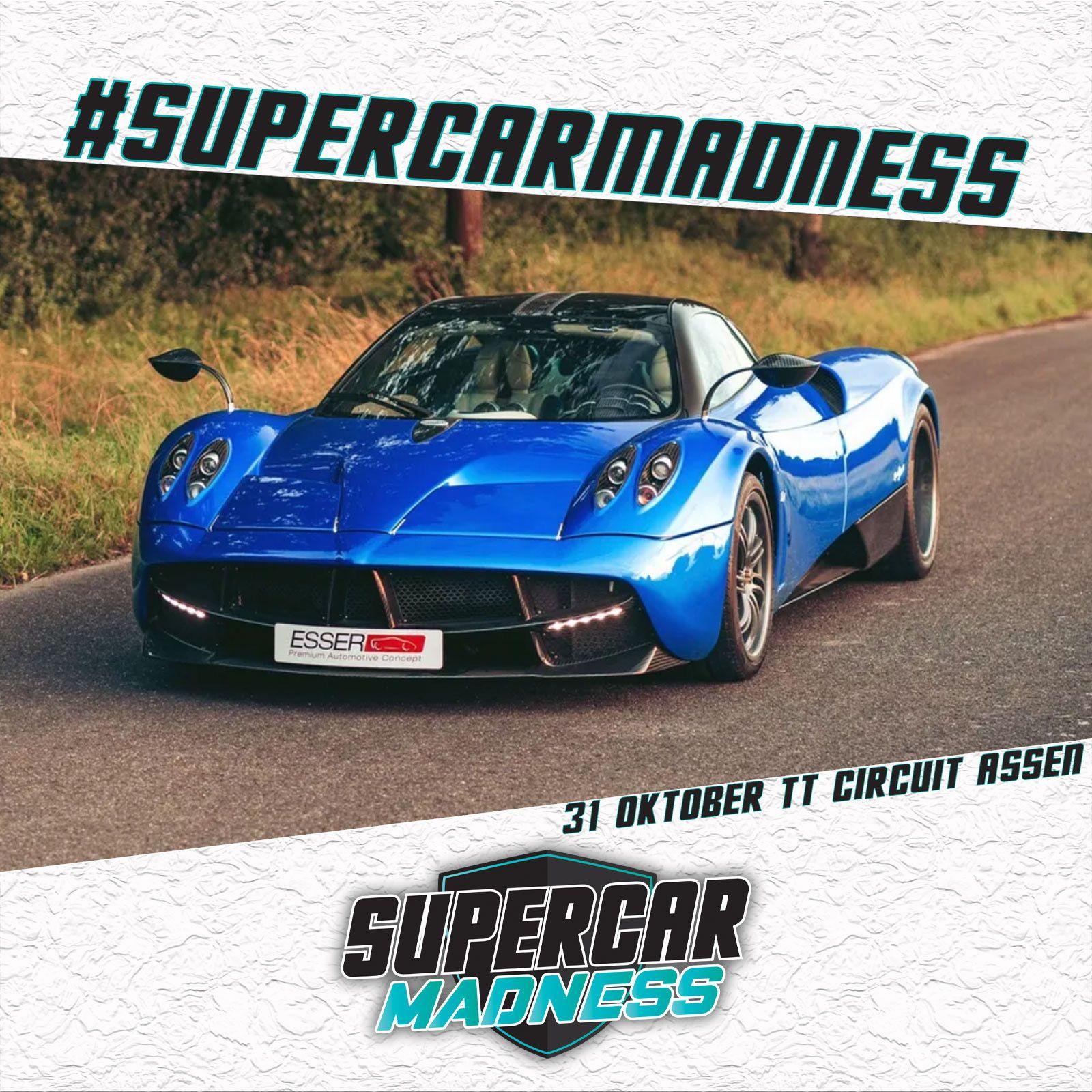BREAKING-NEWS: Mega exclusieve en bijzondere Pagani Huayra (chassisnummer 001) aanwezig!