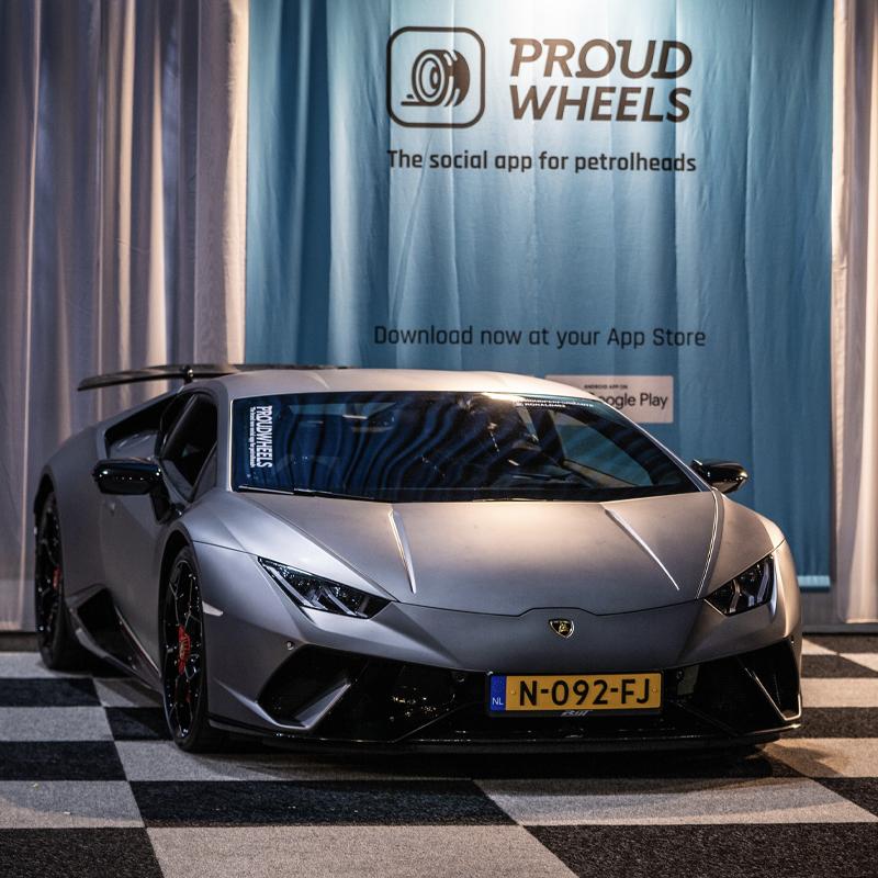 WIN meerijden in een Lamborghini Huracan Performante!
