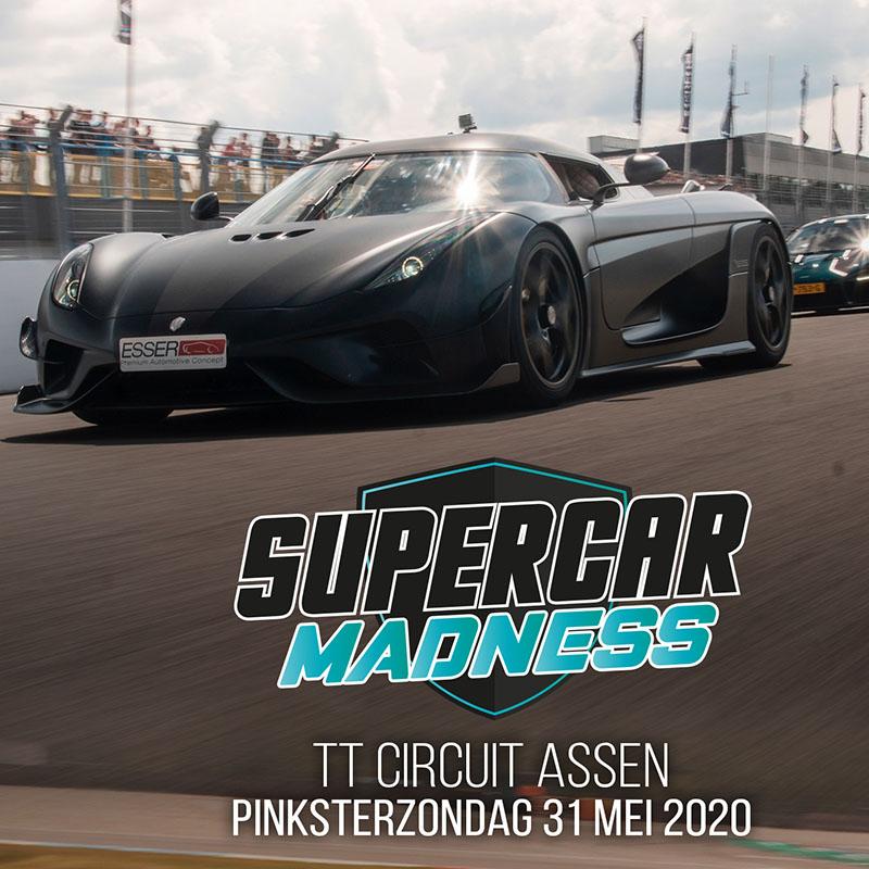 Toegevoegd op de kalender: Hankook Supercar Madness