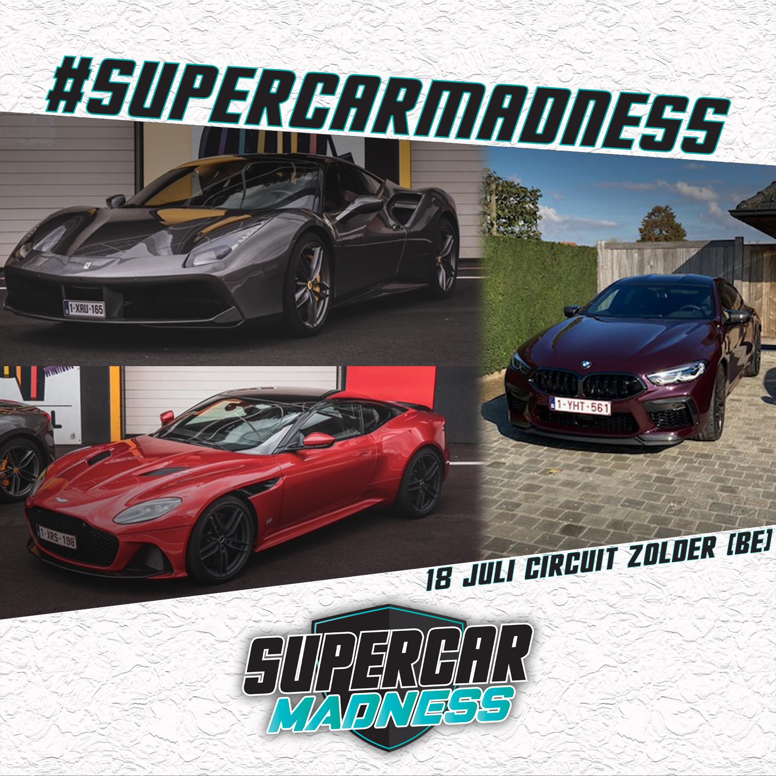 Zelf rijden in een supercar van Unique Cars