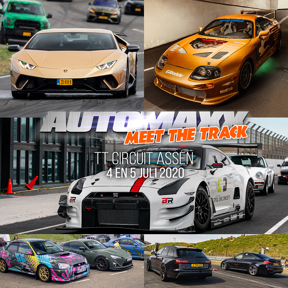 AUTOMAXX MEET THE TRACK - 4 & 5 JULI 2020 TT CIRCUIT ASSEN