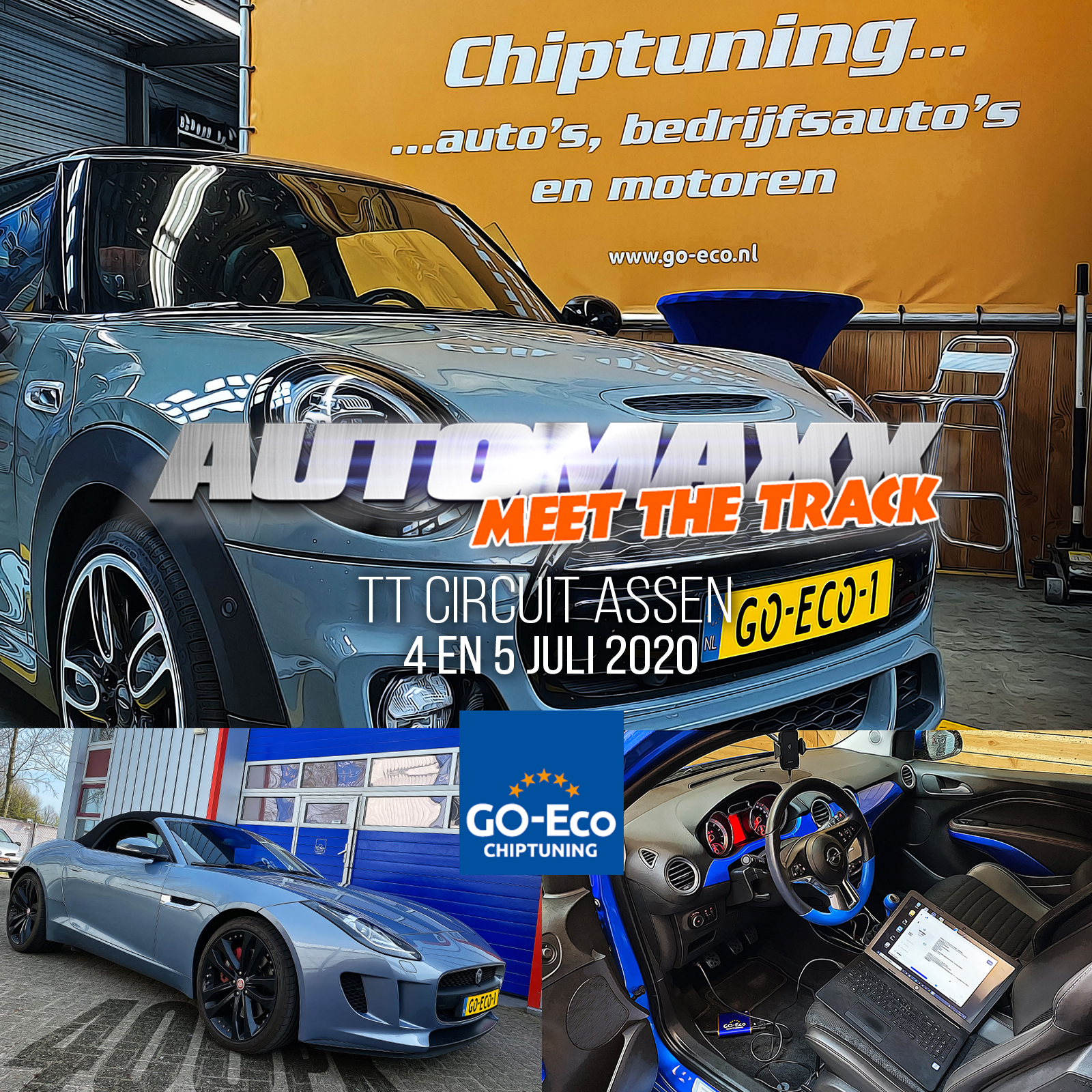 POWERED BY GO-ECO CHIPTUNING