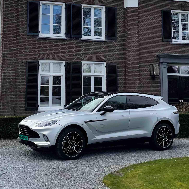 Aston Martin-CEO: 'Opvolgers DB11 en Vantage helemaal elektrisch'