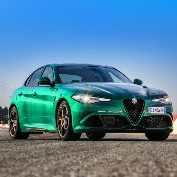 Alfa Romeo vanaf 2027 volledig elektrisch!