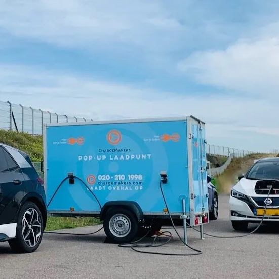 ChargeMakers op Electrified