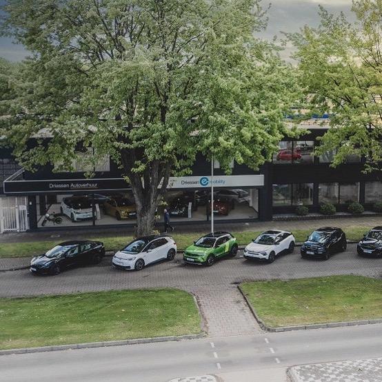 Driessen Autogroep opende E-mobility-vestiging in Eindhoven