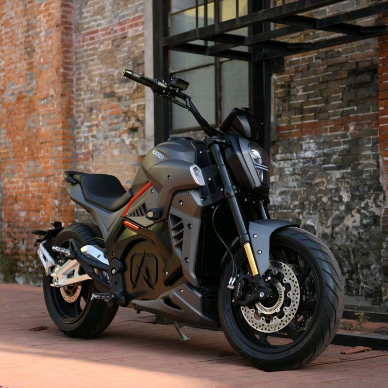 Arendo Motorcycles TS Bravo