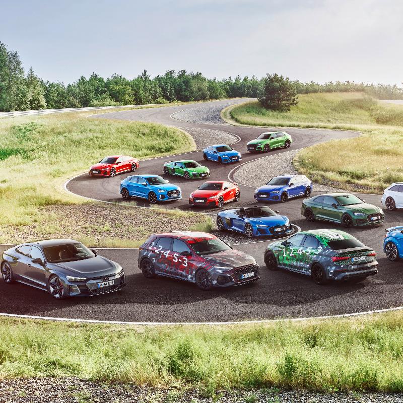 Audi Sport gaat voor elektra