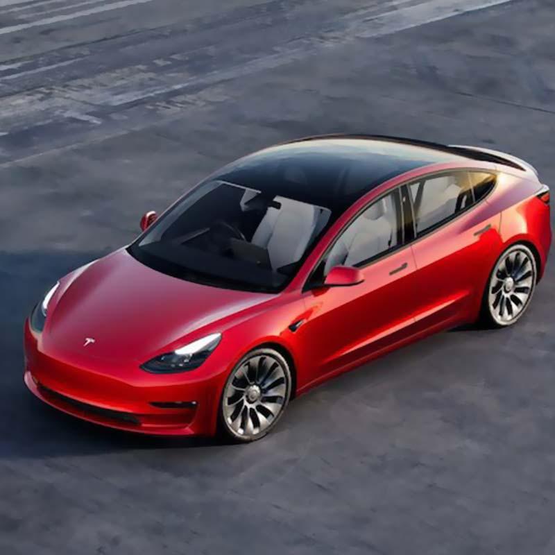 Tesla voert in China productie elektrische auto's op