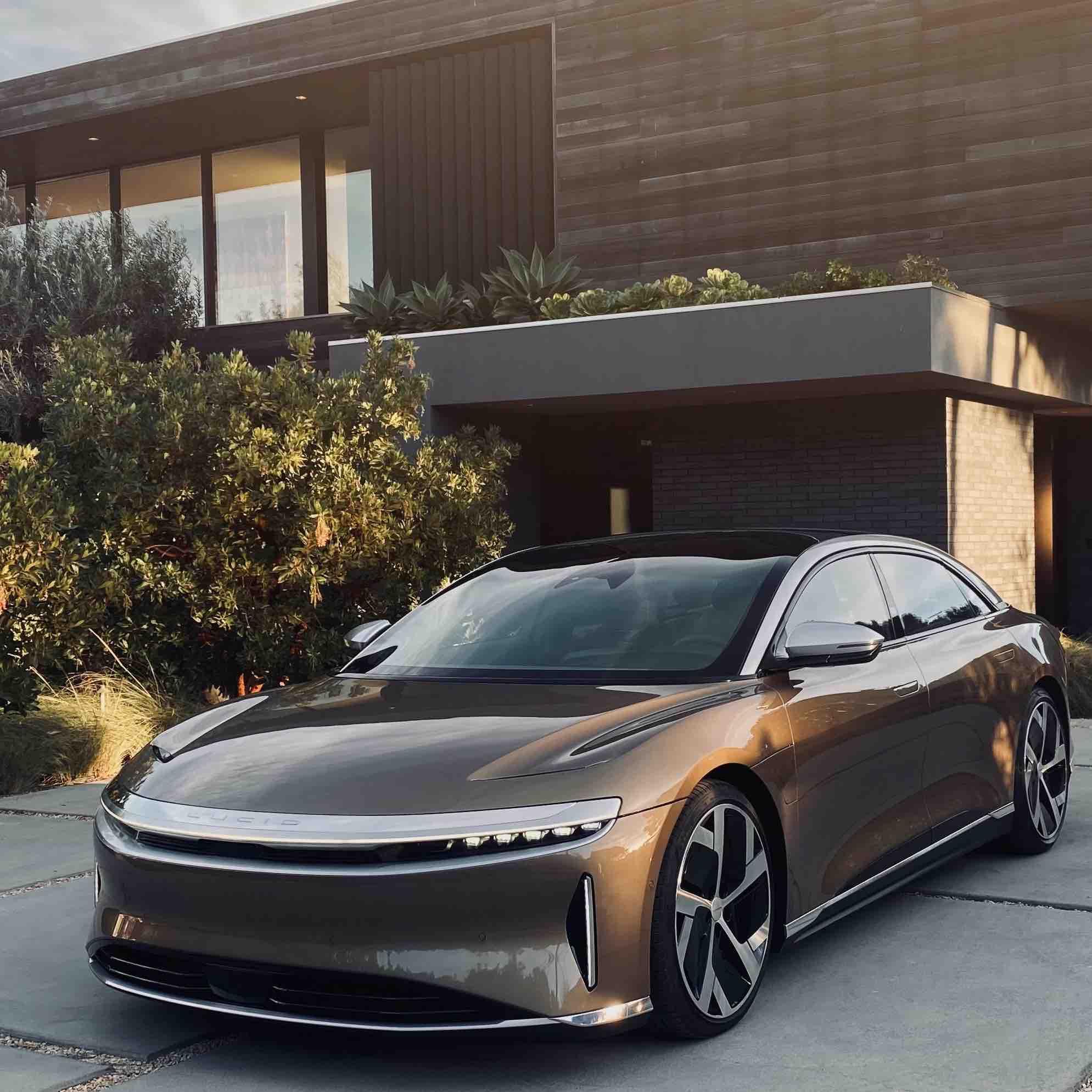 Lucid Motors plant komend jaar marktintroductie in Europa