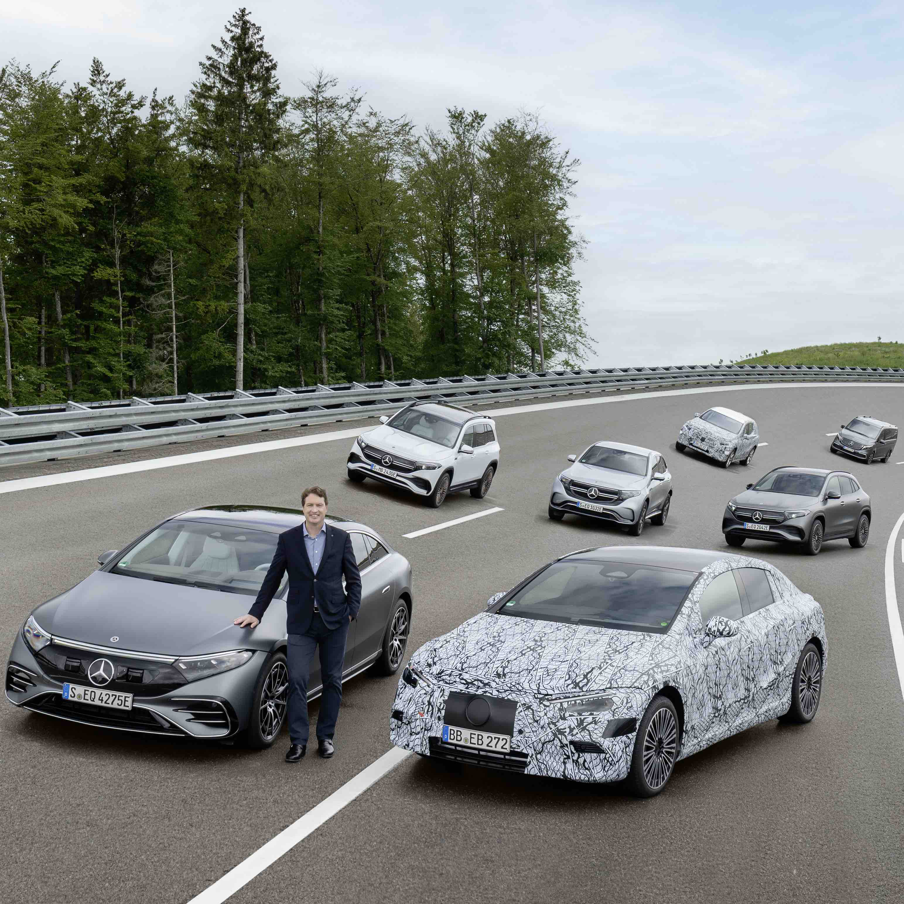 Mercedes gaat naar 'EV-only'