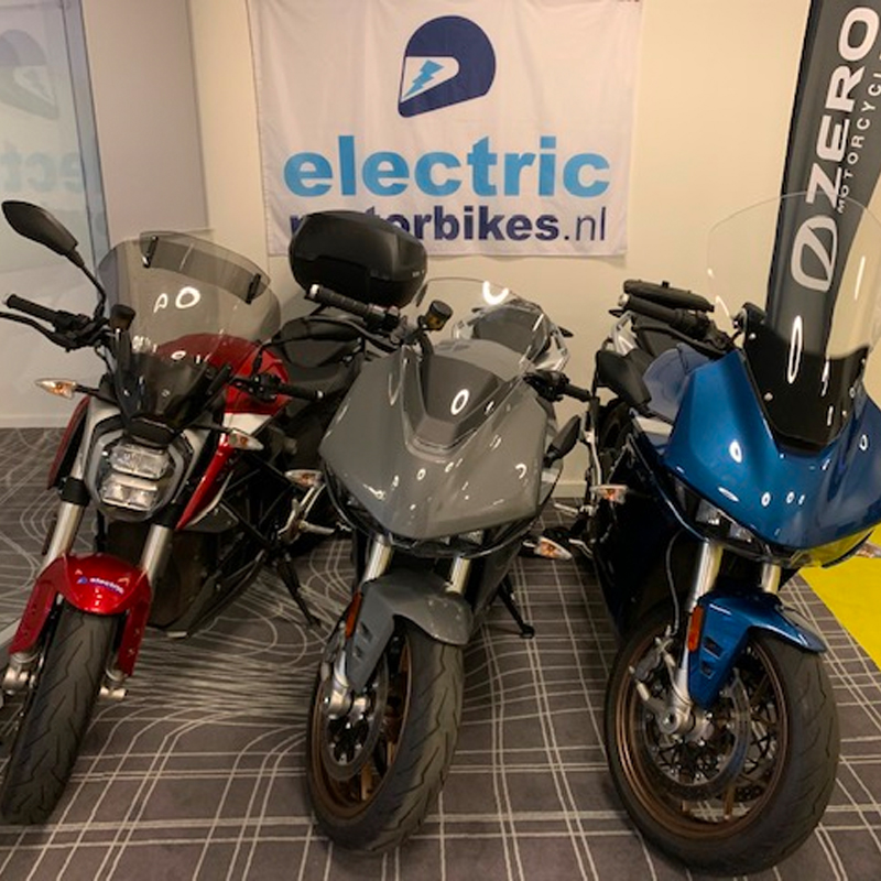 Electricmotorbikes.nl aanwezig op Electrified!