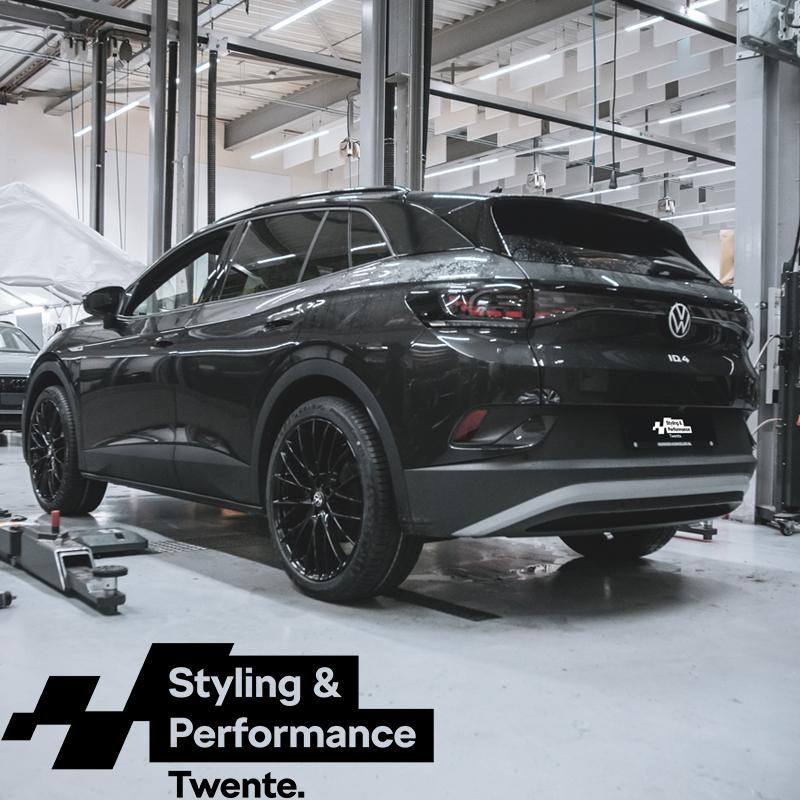 Samenwerking Styling & Performance Twente en 402 Automotive