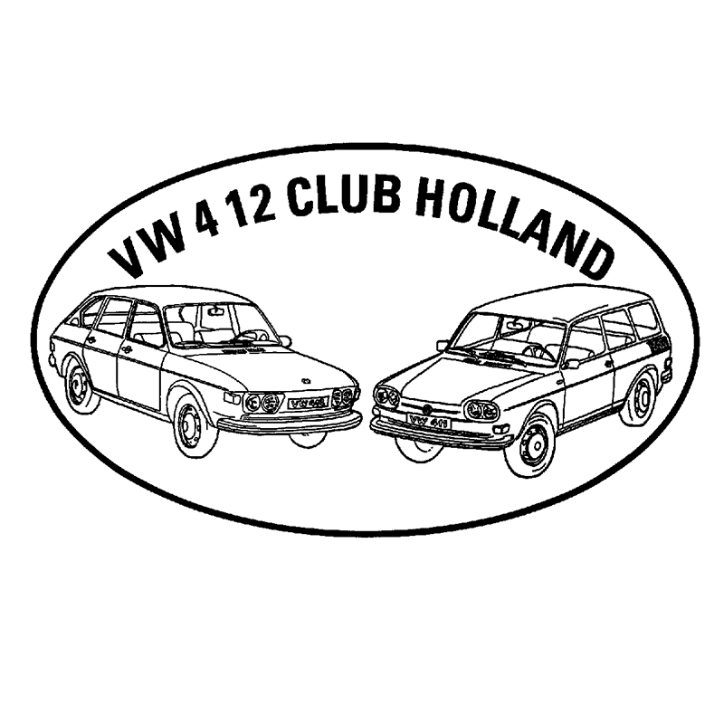 VW 412 Club Holland