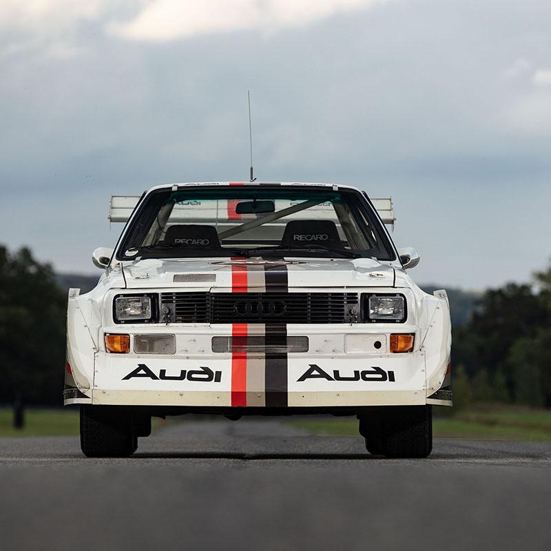 Audi Sport Quattro S1 verkocht voor €2 miljoen!