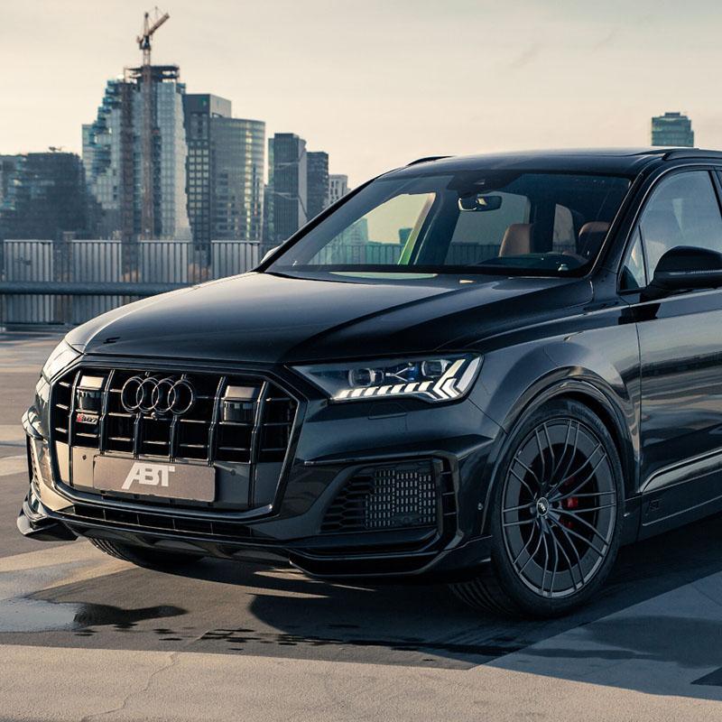 Audi SQ7 ontvangt ABT upgrade