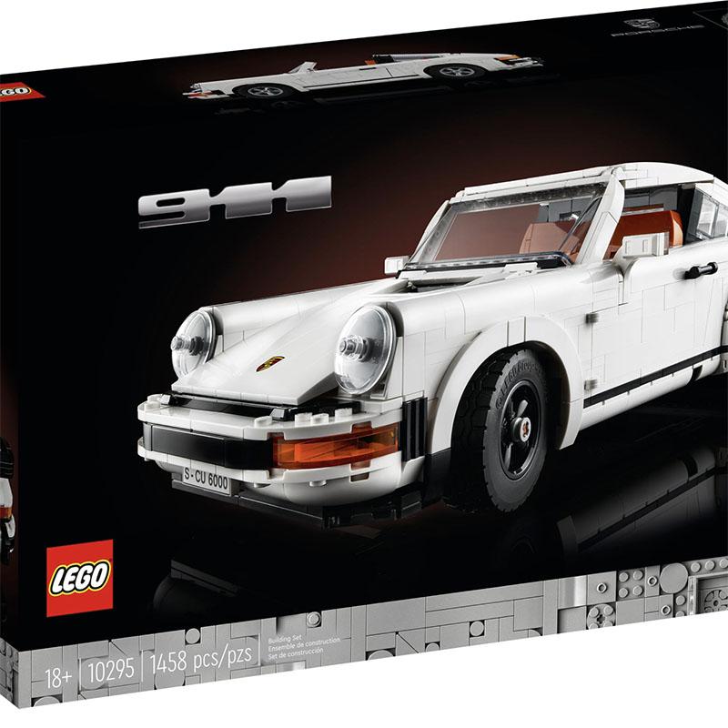 Lego brengt Porsche 911 uit