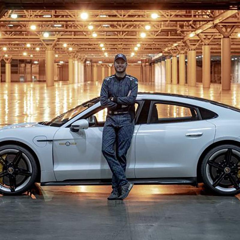 Porsche zet snelheidsrecord neer