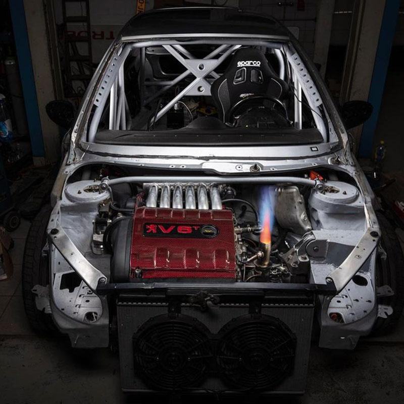 Peugeot 206 V6T 4-Motion