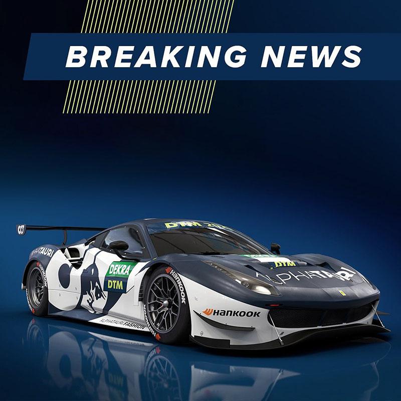 Red Bull keert terug in het DTM kampioenschap