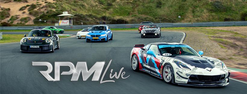 Nieuw: RPM Live op Zandvoort
